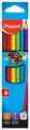 Maped Цветные карандаши Color Peps 6 цветов (832002)