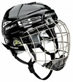 Защита головы Bauer Re-akt 100 Helmet Combo Yth