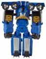 Трансформер Hasbro Power Rangers Синий Зорд E5922