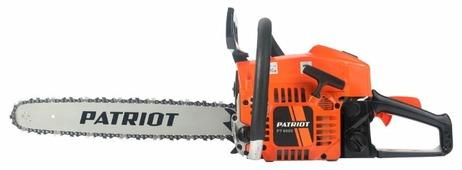 Цепная бензиновая пила PATRIOT PT 6020