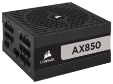 Блок питания Corsair AX850 80 Plus Titanium 850W