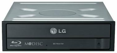 Оптический привод LG BH16NS40 Black