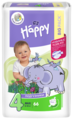 Bella Baby happy подгузники fun 4 (8-18 кг) 66 шт.