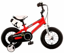 Детский велосипед Royal Baby RB14B-6 Freestyle 14 Steel