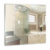 Зеркало Mixline Квадрат 525025 40x40 см без рамы