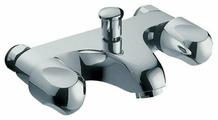 Смеситель для ванны с душем Jacob Delafon Galeo E71920 двухрычажный хром