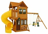 Домик Selwood Products Goldenridge Climbing Frame