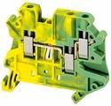 Клеммный блок заземляющий Schneider Electric NSYTRV43PE