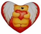 Подушка декоративная Мнушки Сердце 6 30х35 см (Ап11сер14)
