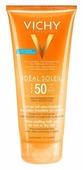 Vichy Capital Ideal Soleil тающая эмульсия с технологией нанесения на влажную кожу SPF 50