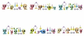 Игровой набор Littlest Pet Shop Команда петов с предсказаниями E7258