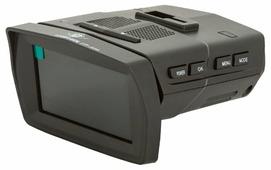 Видеорегистратор с радар-детектором Stonelock SP-300, 2 камеры, GPS
