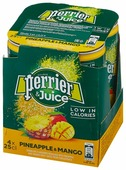 Газированный напиток Perrier ананас и манго