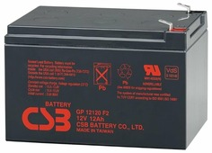 Аккумулятор CSB GP-12120 (12V, 12Ah) для UPS