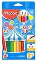 Maped Цветные карандаши Color Peps 12 цветов (834010)
