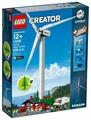 Электромеханический конструктор LEGO Creator 10268 Ветряная турбина Vestas
