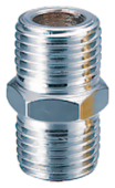 Переходник Fubag 180201 B резьбовое соединение 3/8M, резьбовое соединение 3/8M