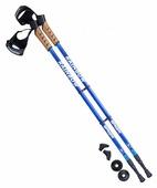 Палка для скандинавской ходьбы 2 шт. BERGER Rainbow 2-секционная 77-135 см