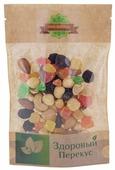 Смесь орехов, сухофруктов и цукатов Здоровый Перекус Коктейль из орехов и ягод 100 г