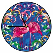 Набор для творчества Color Kit Фламинго на закате HV002 10 цв.
