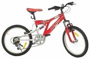 Подростковый горный (MTB) велосипед Dino 420 LB