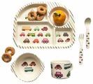 Комплект посуды Nobvan Автопарк