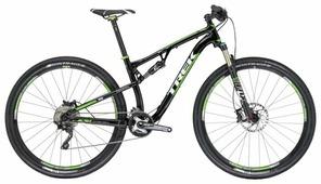 Горный (MTB) велосипед TREK Superfly FS 8 (2014)