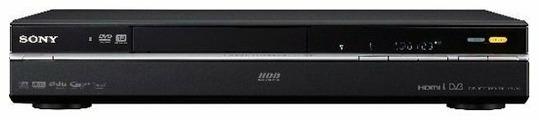 DVD/HDD-плеер Sony RDR-HXD790
