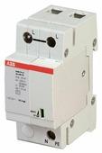 Устройство защиты от перенапряжения для систем энергоснабжения ABB 2CTB815101R0300