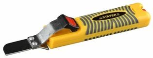 Нож для снятия изоляции STAYER 2-45303