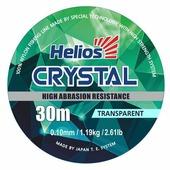 Монофильная леска HELIOS Crystal