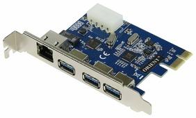 USB 3.1 Gen1 контроллер ORIENT VA-3U3A88PE