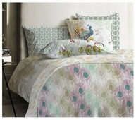 Постельное белье 1.5-спальное Mona Liza Japanese Feathers 50х70 см, ранфорс