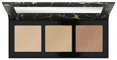 CATRICE Палетка для макияжа Luminice Highlight & Bronze Glow Palette