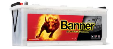 Аккумулятор для грузовых автомобилей Banner Buffalo Bull 64035 (140A/h) 760А