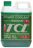 Антифриз TCL Power Coolant GREEN - 40
