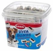 Лакомство для собак Sanal Vita Bones Chiken&Beef