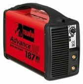 Сварочный аппарат Telwin Advance 187 MV/PFC 100-240V