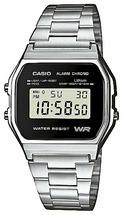 Наручные часы CASIO A-158WEA-1E