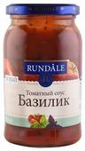 Соус Rundale Томатный Базилик, 380 г