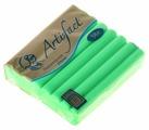 Полимерная глина Artifact Neon зеленая (354), 56 г