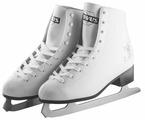 Детские фигурные коньки Novus AFSK-17.05 White для девочек