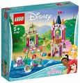 Конструктор LEGO Disney Princess 41162 Королевский праздник Ариэль, Авроры и Тианы