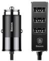 Автомобильная зарядка Baseus Enjoy Together 4 USB CCTON-01