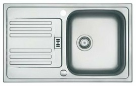 Врезная кухонная мойка FRANKE EFN 614-78