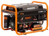 Генераторы Daewoo Power GDA 3500DFE