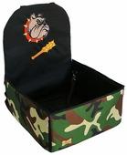 Автогамак для собак Melenni Стандарт Злой бульдог 5 45х45х57 см