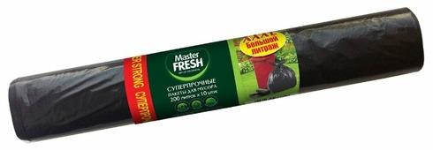 Мешки для мусора Master FRESH С0005411 200 л (10 шт.)