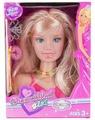 Кукла-манекен Игруша для создания причесок, 21 см, I-1090612
