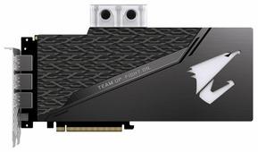 Видеокарта GIGABYTE GeForce RTX 2080 1890MHz PCI-E 3.0 8192MB 14140MHz 256 bit 3xHDMI HDCP AORUS XTREME WATERFORCE WB